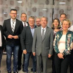 Volker Mödinger neuer Vorsitzender des Stadtverbandes