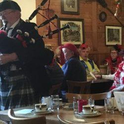 Senioren Union zum Schmutzigen Donnerstag im Guggugsnescht