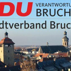 CDU Bruchsal organisiert Wahlkreismitgliederversammlung