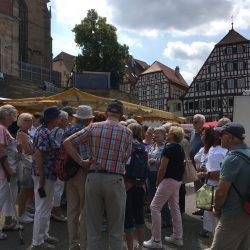 Senioren Union: Ausflug nach Schwäbisch Hall