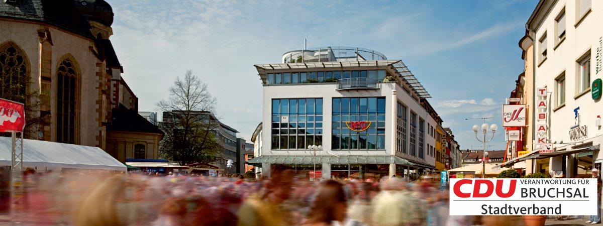 """""""Marktplatz"""" Bruchsal"""
