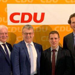 Nominierung Landtagswahlen in Büchenau