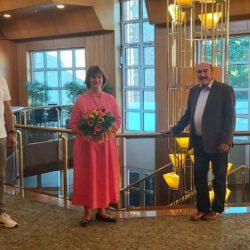 Barbara Lauber zur Ortsvorsteherin von Untergrombach gewählt