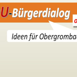 CDU-Bürgerdialog Online mit Ulli Hockenberger MdL