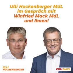 """""""Wirtschaft und Wohlstand in Baden-Württemberg – Wir kümmern uns"""""""