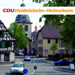 Lebenszeichen der CDU trotz Corona